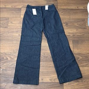 NWT express design studio bootcut jeans